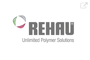 Logo Rehau AG + Co