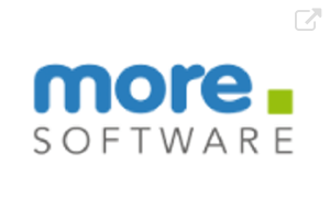 Logo more.Software