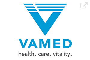 Logo VAMED